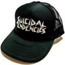 /SUICIDAL TENDENCIES スイサイダルテンデンシーズLOGO Cap オフィシャル キャップ / あす楽対応