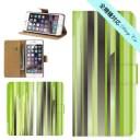 スマホケース 手帳型 iPhone 13 SE2 12 11 pro XR max plus 全機種対応 立体 しましま 縦縞 ス……