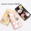 ツモリチサトキャリー tsumori chisato CARRY マルチドット スマホケース アイフォンケース(……