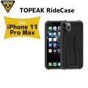 TOPEAK トピーク ライドケース ride case for iPhone 11 Pro Max用 単体 スマホケース 自転車