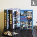 小物入れ 収納 シークレットブック エンプティブック 収納ボックス 本型ボックス おしゃれ 隠す フェイクブック Lサイズ SD-3025 Secre..