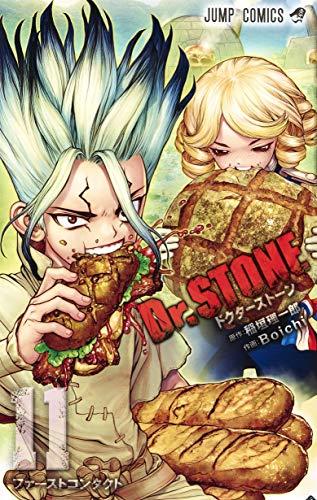 Dr.STONE 11巻