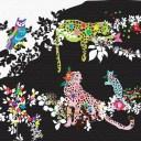 ホラグチカヨ アートパネル HORAGUCHI KAYO Mサイズ 30cm×30cm lib-4121844s1 北欧 送料無料 クーポン プレゼント 通販 NP 後払い 新生..