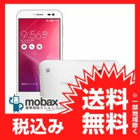 ◆お買得◆《国内版SIMフリー》【新品未開封品(未使用)】ASUS ZenFone Zoom 64GB ZX551ML-WH64S4PL [ホワイト] 白ロム