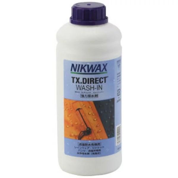★エントリーでポイント5倍!NIKWAX(ニクワックス) TXダイレクトWASH-IN1L EBE253アウトドア アウトドア スポーツ 撥水剤 撥水剤 アウトドアギア