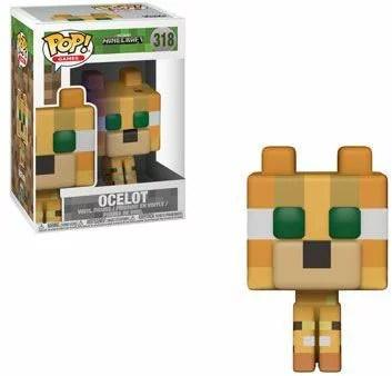 [FUNKO(ファンコ)] FUNKO POP! GAMES: Minecraft - Ocelot <マインクラフト>
