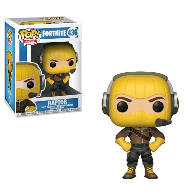 [FUNKO(ファンコ)] FUNKO POP! GAMES: Fortnite - Raptor <フォートナイト>