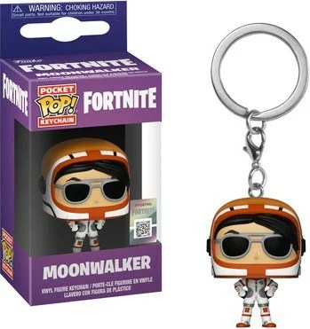 [FUNKO(ファンコ)フィギュア] FUNKO POP! KEYCHAIN: Fortnite S1a - Moonwalker <フォートナイト>