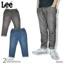 Lee(リー) Lee Dungarees リブ イージー ナロー クロップパンツ 50566