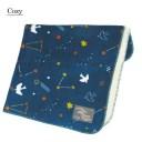 Cozy(コージー) ひざかけ 星空 ネイビー 72114【ベビーその他】