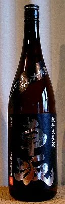 車坂(くるまざか) 純米大吟醸 瓶囲い一つ火 1800ml