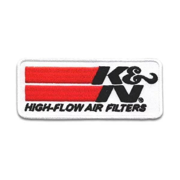 ワッペン / K&N HIGH-FLOW