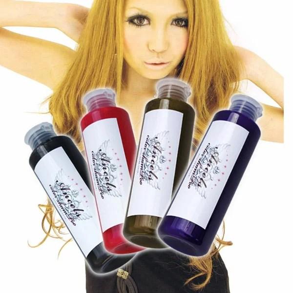 【あす楽】エンシェールズ カラー シャンプー カラーバター マニックパニックムラサキシャンプー 紫シャンプー ムラシャン ホワイトブリーチシルシャン ピンシャン ミルクティー 4色より色をお選びください通販