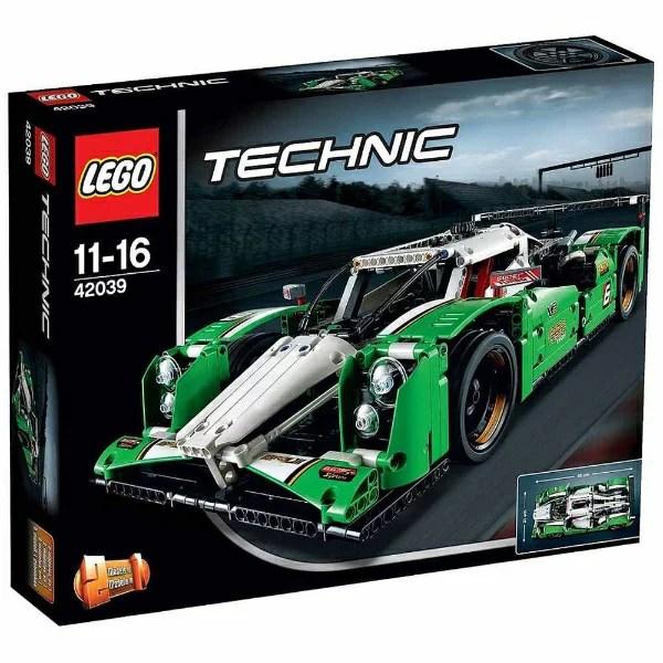 【送料無料】 レゴジャパン LEGO 42039 耐久レースカー