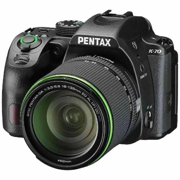 リコー RICOH PENTAX K-70 デジタル一眼レフカメラ 18-135WR レンズキット