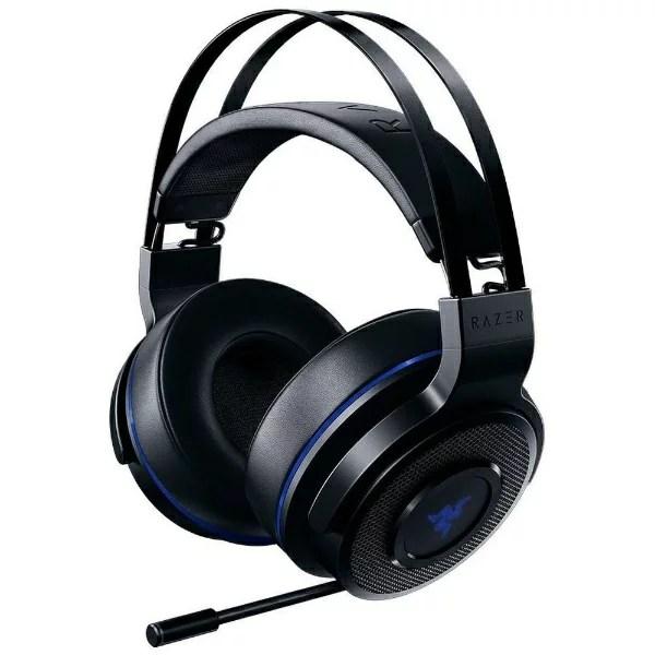 RAZER レイザー RZ04-02230100-R3M1 ゲーミングヘッドセット Thresher [ワイヤレス(USB) /両耳 /ヘッドバンドタイプ][RZ0402230100R3M1]