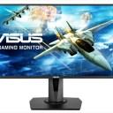 ASUS エイスース ゲーミングモニター VGシリーズ ダークグレイ VG275Q [27型 /ワイド /フルHD(1920×1080)][27インチ 液晶ディスプレイ モニター VG275Q]