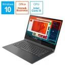 レノボジャパン Lenovo 81C4009MJP ノートパソコン Yoga C930 アイアングレー [13.9型 /intel Core i5 /SSD:256GB /メモリ:8GB /201..