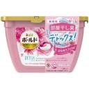 P&G ピーアンドジー ボールド 洗濯洗剤 ジェルボール3D 癒しのプレミアムブロッサムの香り 本体 17個