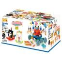 LaQ ベーシック801【知育玩具/3歳/4歳/5歳/6歳/室内遊具/ブロック】