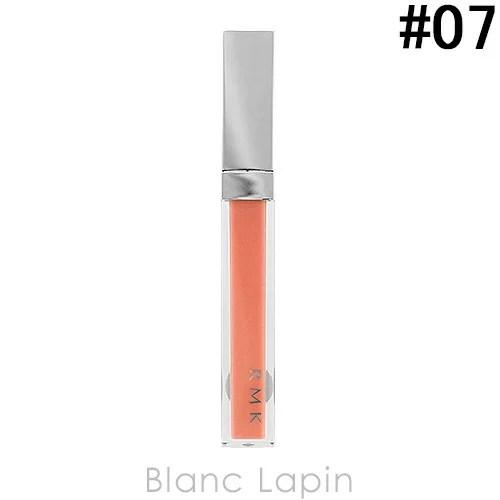【楽天市場】RMK リップジェリーグロス #07 コーラルピンク 5.5g [682623]【メール便可】:BLANC LAPIN [ブランラパン]