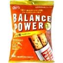 バランスパワー 全粒粉チョコチップ入り 2本×6袋入 【正規品】 ※軽減税率対応品