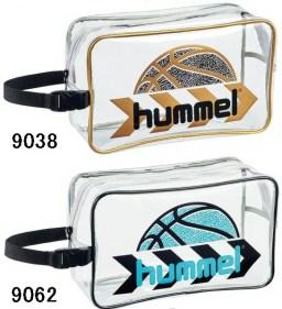 【バスケットシューズケース】HUMMEL(ヒュンメル)BAS