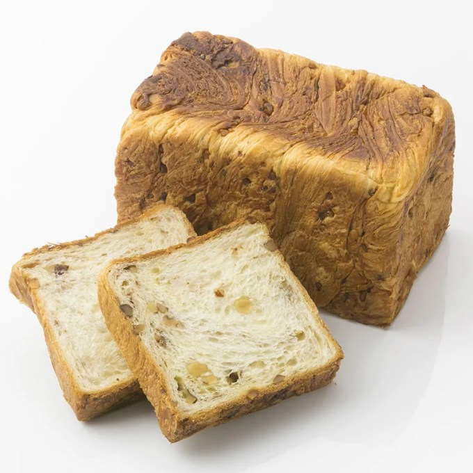 デニッシュ食パン 1.75斤サイズ クルミ|デニッシュ パン