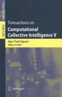 Transactions on Computational Collective Intelligence V [ Ngoc Thanh Nguyen ]