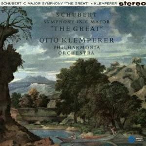 シューベルト:交響曲第8番「未完成」&第9番「ザ・グレイト」 [ オットー・クレ
