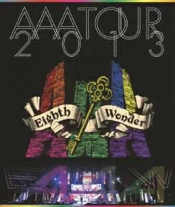 AAA TOUR 2013 Eighth Wonder【Blu-ray】 [ AAA ]