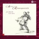J.S.バッハ:無伴奏チェロ組曲(全曲) [ ムスティスラフ・ロストロポーヴィチ ]