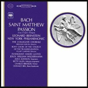 バッハ:マタイ受難曲 BWV 244 (抜粋)(英語歌唱)/マタイ受難曲について