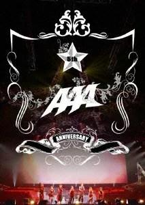 AAA 5th Anniversary LIVE 20100912 at Yokohama Arena [ AAA ]