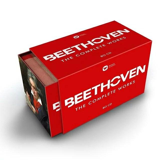 【輸入盤】ベートーヴェン 作品全集 2020(80CD) [ ベートーヴェン(1770-1827)