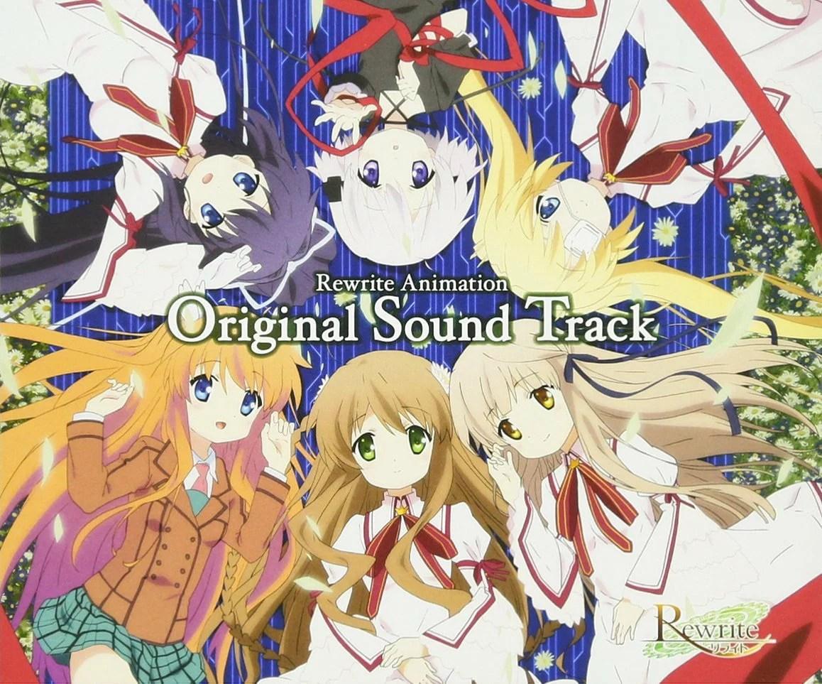 アニメ「Rewrite」 Original Soundtrack [ (オリジナル・サウンドトラック) ]