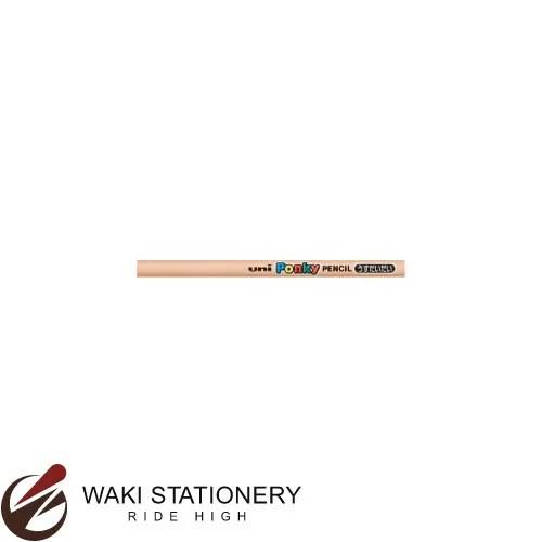 三菱鉛筆 色鉛筆 ポンキー 単色 ウスダイダイ / 6セット