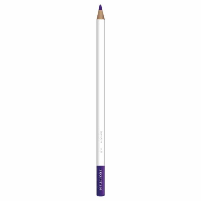 トンボ鉛筆 色鉛筆 色辞典 (色:菖蒲色) CI-RV9 / 6セット