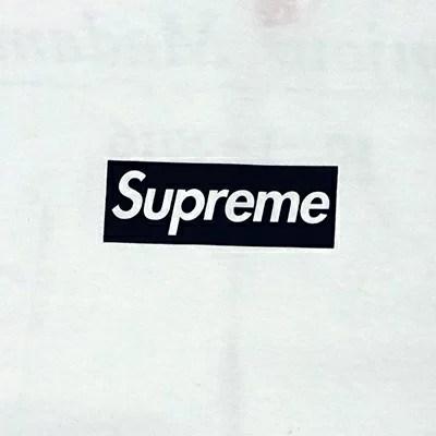 【楽天市場】Supreme (シュプリーム) PARIS BOX LOGO T:バイセル上野