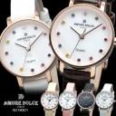 AMORE DOLCE アモーレドルチェ 腕時計 ウォッチ レディース 女性用 クオーツ 日常生活防水 AD18301