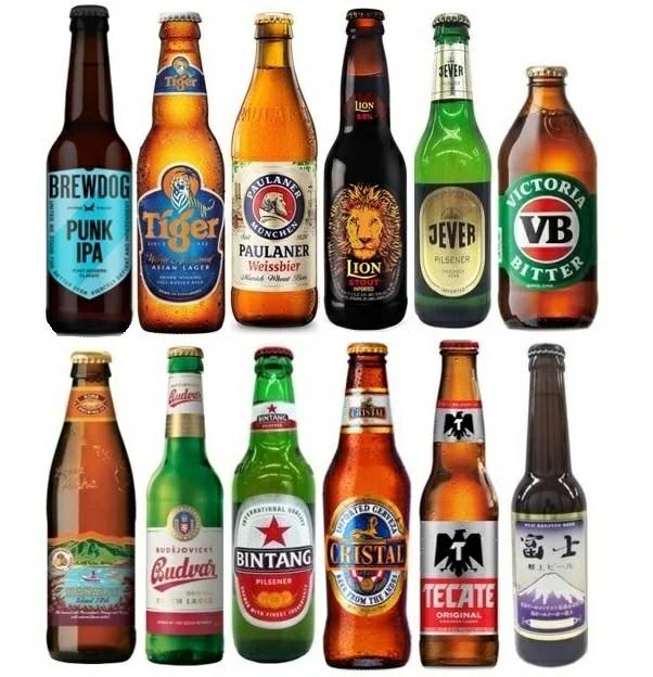 【父の日ギフト!】 【送料無料!】  世界のビール 12本セット! <第8弾>