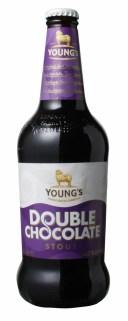 【これが本当のチョコレートビール!】 ヤング ダブルチョコレートスタウト 5.2% 500ml