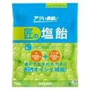 【単品配送】 サラヤ 匠の塩飴 マスカット味 750g (10袋入 @1袋あたり \1320) 27858