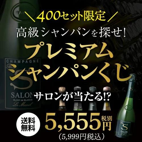 """【送料無料】高級シャンパンを探せ!第22弾!! """"トゥルベ!"""