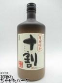 宝酒造黒壁蔵 十割(とわり) そば全量 そば焼酎 25度 720ml