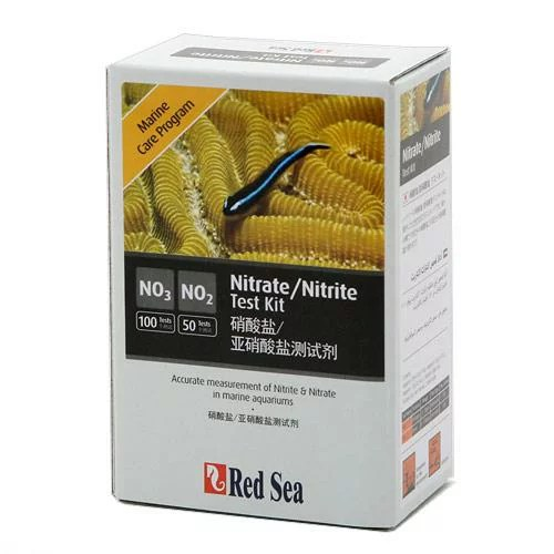 MCP 硝酸塩/亜硝酸塩テストキット 淡水・海水両用 関東当日便