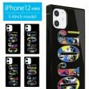 ジョジョの奇妙な冒険 iPhone 12 mini ガラスケース スクエア 四角 キャラクター iPhone12 min……