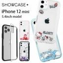 サンリオ クリアケース iPhone 12 mini 写真やメモが挟めるケース キャラクター ケース クリア……