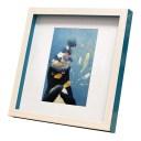 菜生 アートフレーム nao Square Frame ペンギン おさかなクラッカー 美工社 ZNO-61841 ギフト 額付きインテリア通販 取寄品 シネマコ..