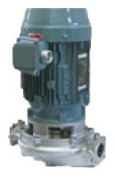 テラル ラインポンプ【SLP2-65-62.2-e】60Hz 三相200V ステンレス製 2極 SLP2型